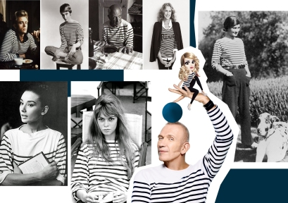 chanel,gaultier and picasso