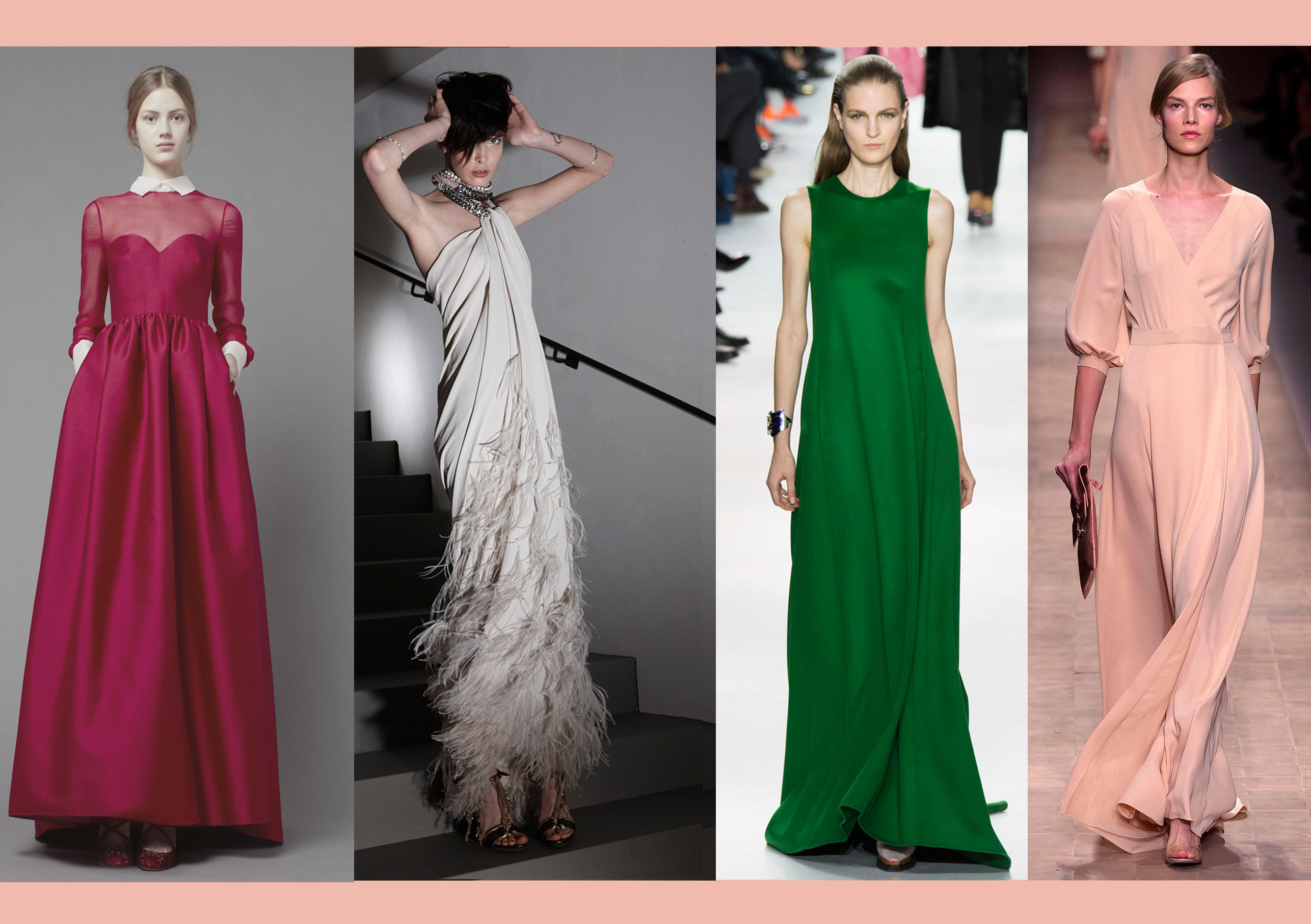Secretul Rochiei Lungi Fashion Designer Andreea Tincu Blog