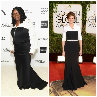 Whoopi-Goldberg-Julia-Roberts-Same-Dress