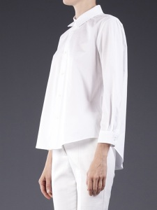 1309-Jil-Sander-women-s-stretch-shirt-3
