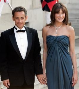 Nicolas Sarkozy, Carla Bruni Sarkozy