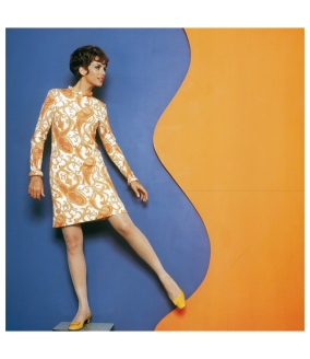 rita-scherrer-in-mini-dress-model-chiwitt-hamburg-in-1967-photo-f-c-gundlach