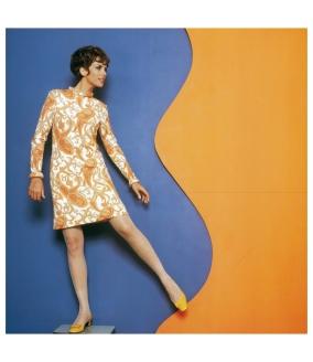 rita-scherrer-in-mini-dress-model-chiwitt-hamburg-in-1967-photo-f-c-gundlach
