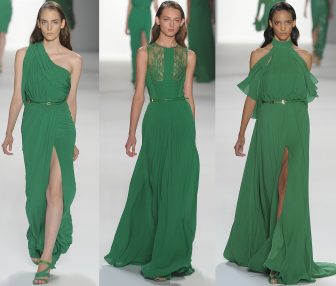 elie-saab-green-dresses