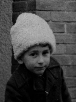250px-Small_boy_wearing_Romanian_fur_hat