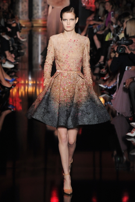 PixelformulaElie Saab Winter 2014 - 2015 Haute Couture Paris