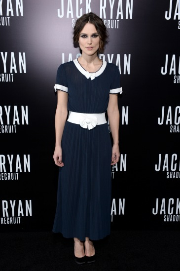 "Premiere Of Paramount Pictures' ""Jack Ryan: Shadow Recruit"" - Arrivals"