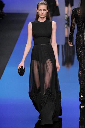 elie-saab-rtw-fall-2013-black-transparent-dress-profile