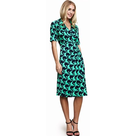 onjenu_kelly_dress_graphic_green_and_navy_model