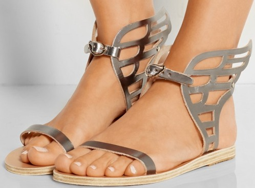 Ancient-Greek-Sandals-Ikaria-Lace-leather-wing-sandals