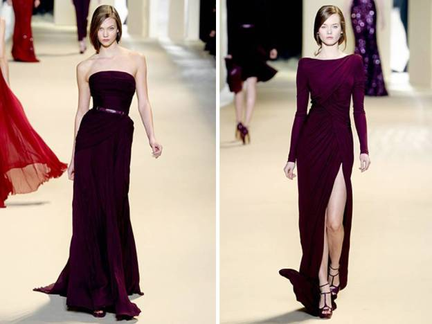 eggplant-purple-elie-saab-bridesmaids-dresses-waist-cinching-bridal-belts.full