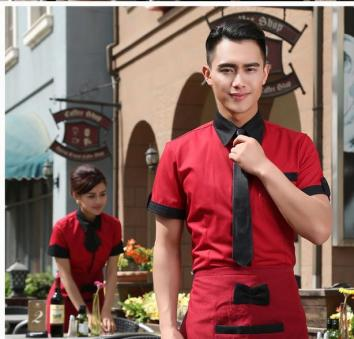 Lara-11hot-sale-women-men-fashion-hotel-restaurant-cloth-short-sleeve-food-service-waterproof-cafe-uniform