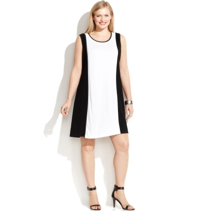 calvin-klein-white-plus-size-sleeveless-colorblock-mesh-trim-dress-product-1-20050818-1-073311701-normal