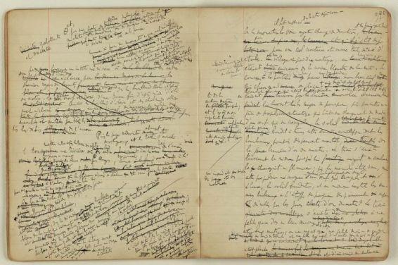proust-original-manuscript