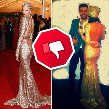 rochie copiata