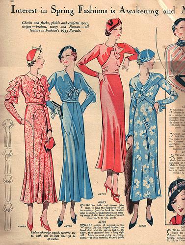 fashion 1930
